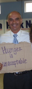 Texas Representative & US Senate Candidate Rick Noriega