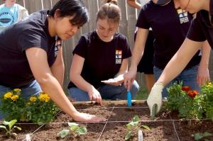 Staff: Alex Cruz, Tania Jordanova, Kelly Camunez and Adrienne Lowenstein