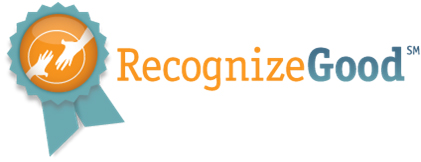 RecognizeGood logo - no white space