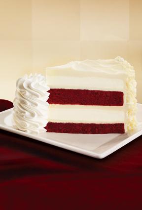 Photo courtesy The Cheesecake Factory