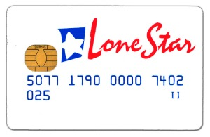 LoneStarCard